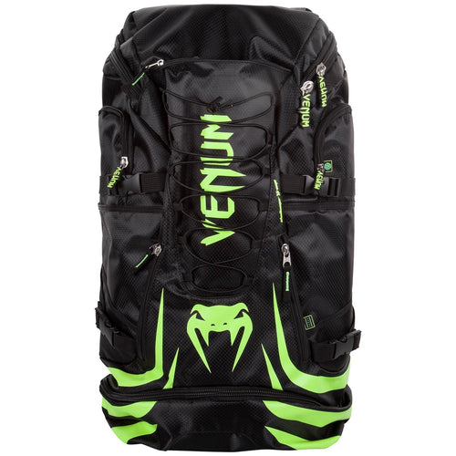 Venum Challenger Xtrem Backpack - Black/Neo Yellow picture 1
