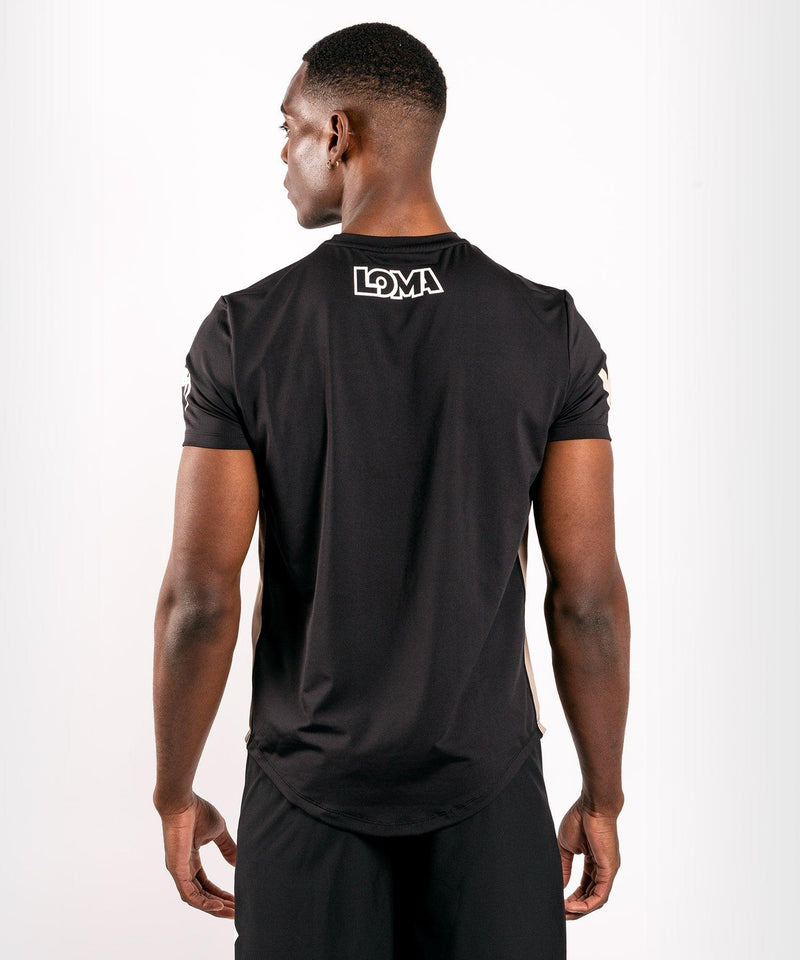 Venum Origins Dry Tech T-shirt - Black/White picture 2
