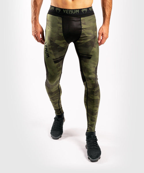 Venum Trooper Tights - Forest camo/Black picture 1