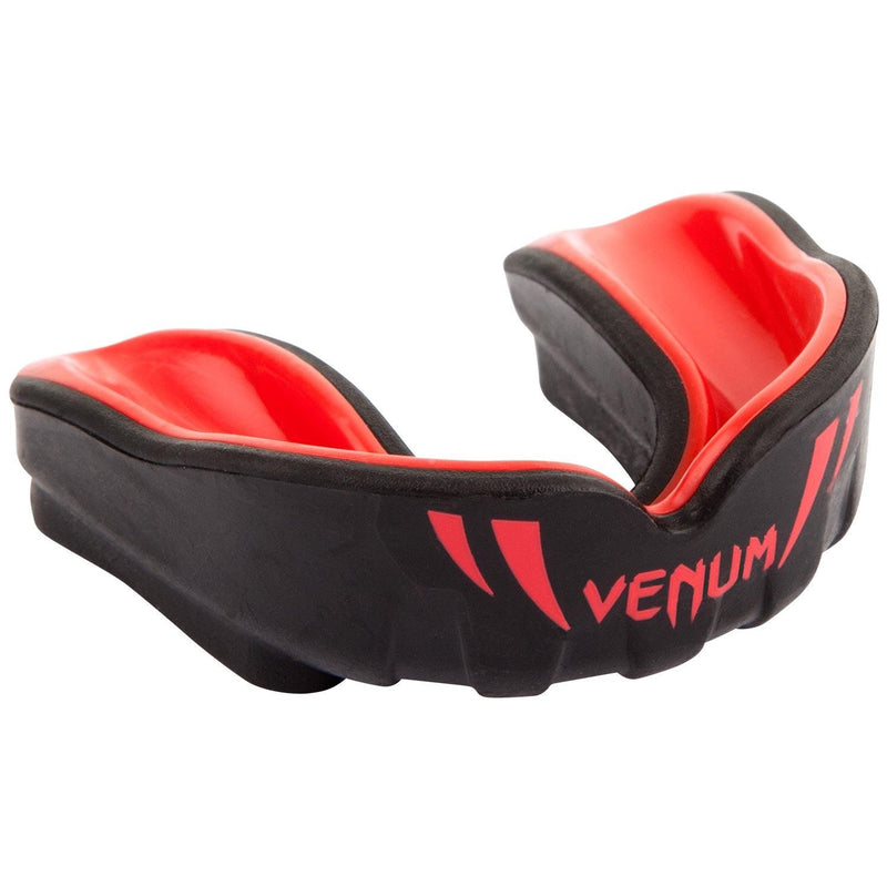 Venum Challenger Kids Mouthguard - Black/Red
