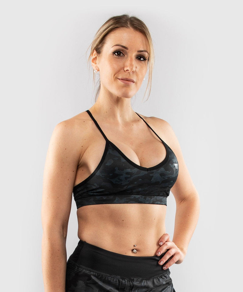 Venum Defender bras - for women - Black/Black picture 3