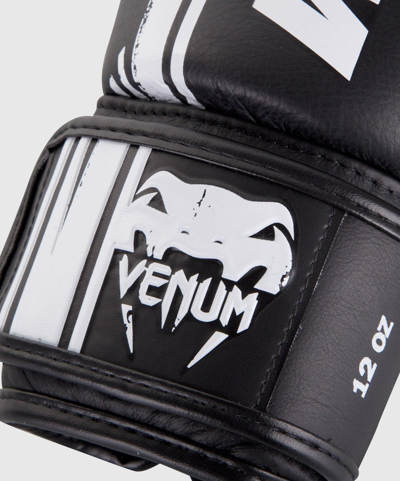 Venum Bangkok Spirit Boxing Gloves - Nappa leather - Black picture 5