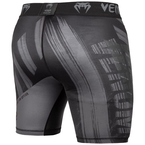 Venum AMRAP Compression Shorts – Black/Grey picture 4