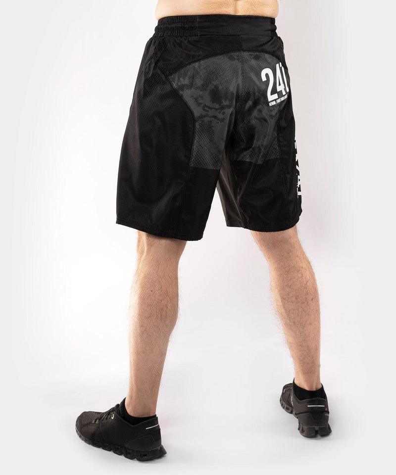 Venum Sky247 Fightshort – Black/Gray picture 3