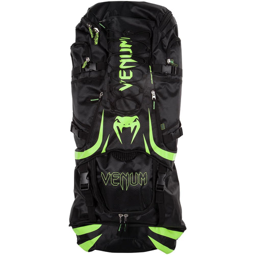 Venum Challenger Xtrem Backpack - Black/Neo Yellow picture 2