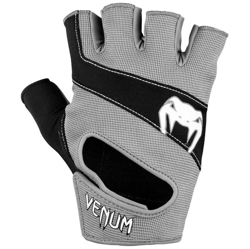 Venum Hyperlift Training Gloves – Black/Grey picture 1