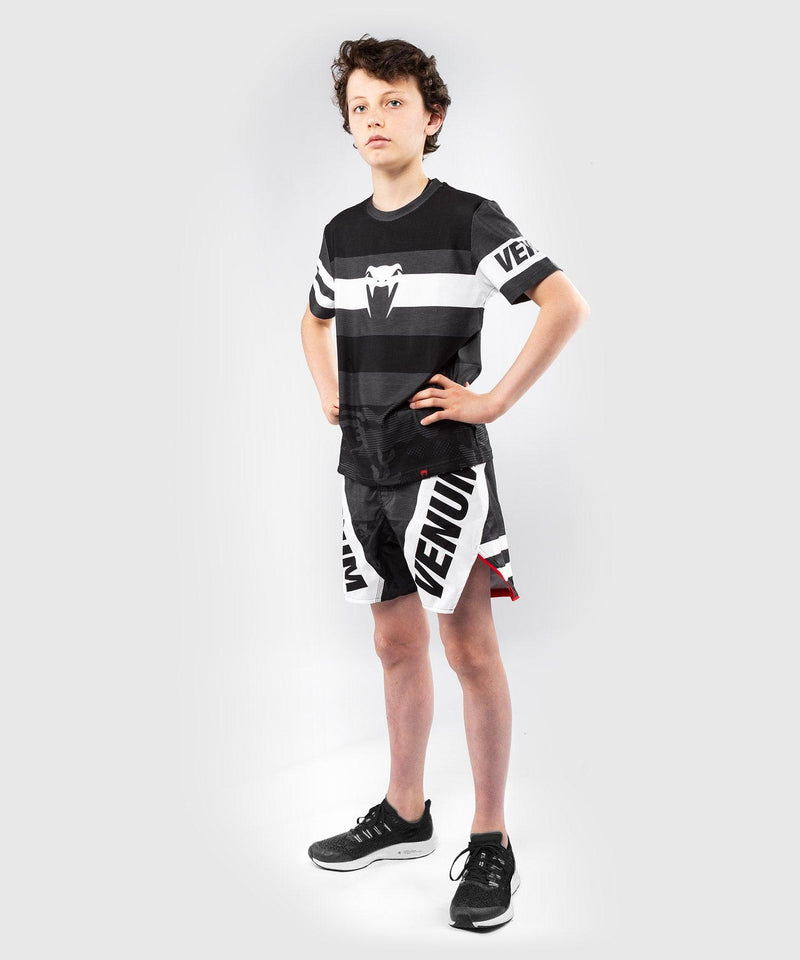Venum Fightshorts Bandit - for kids - Black/Grey picture 5