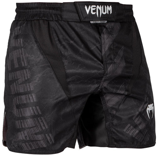 Venum AMRAP Fightshorts – Black/Grey picture 1