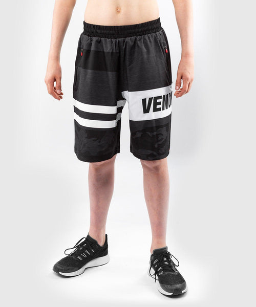 Venum Bandit training shorts - for kids - Black/Grey picture 1