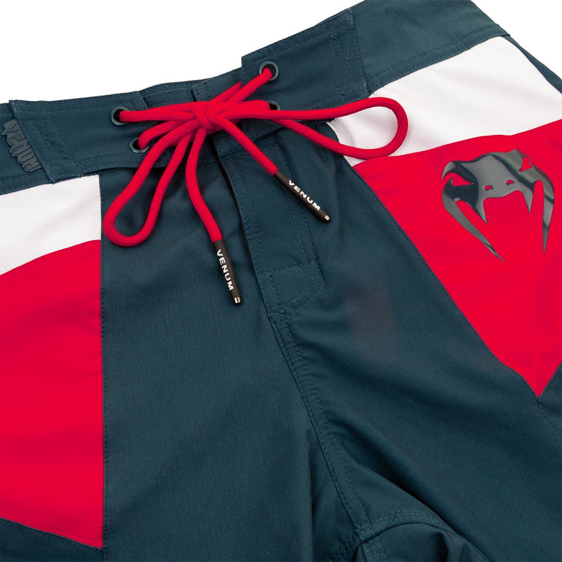 Venum Cargo Boardshorts - Dark blue/Raspberry-White picture 5