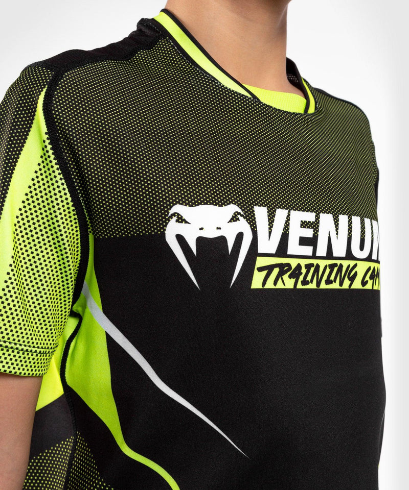 Venum Training Camp 3.0 Kids Dry Tech T-shirt - picture 5