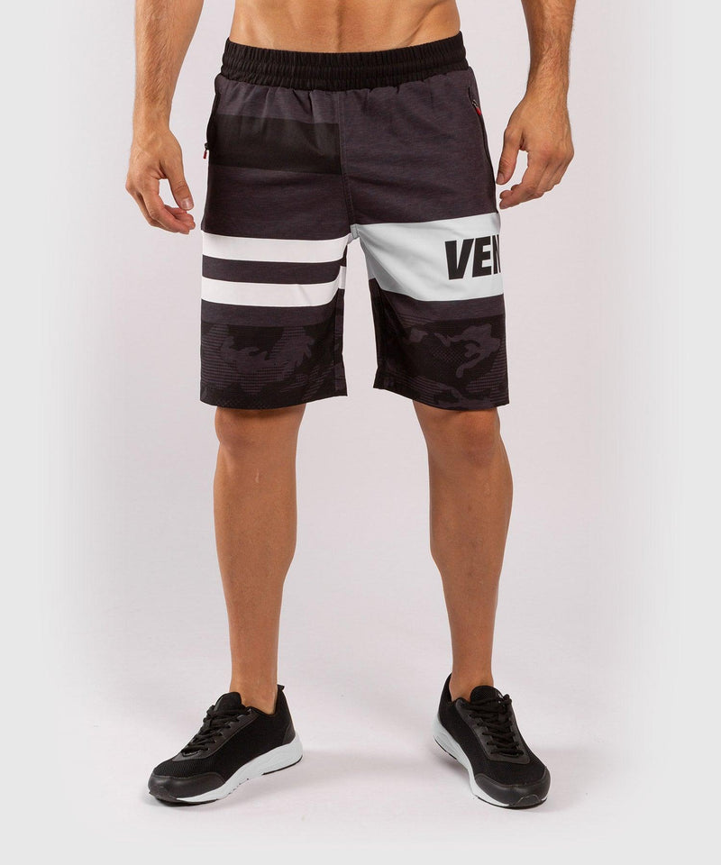 Venum Bandit Training Short - Black/Grey picture 1