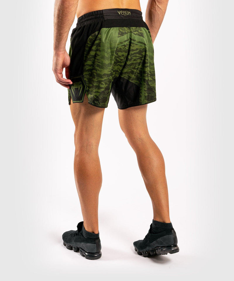 Venum Trooper Fightshorts - Forest camo/Black picture 3
