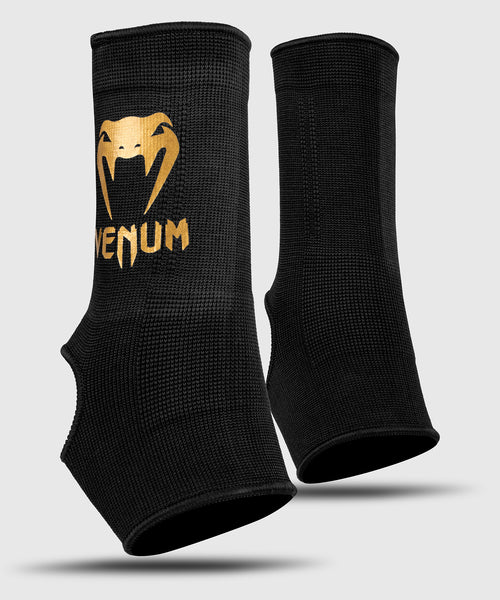 Venum Kontact Ankle Support Guard - Black/Gold picture 1