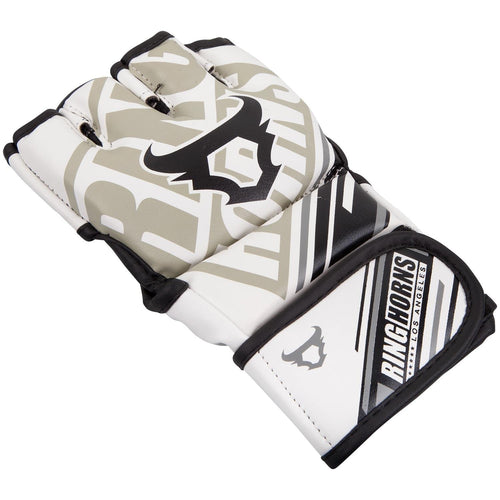 Ringhorns Nitro MMA Gloves - White picture 2