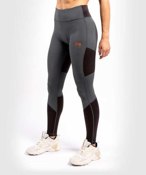 Venum Dune 2.0 Leggings - For Women - Grey/Black - picture 1