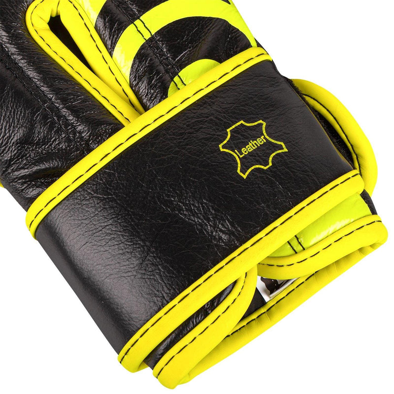 Venum Shield Pro Boxing Gloves Loma Edition - Velcro – Blue/Yellow picture 5