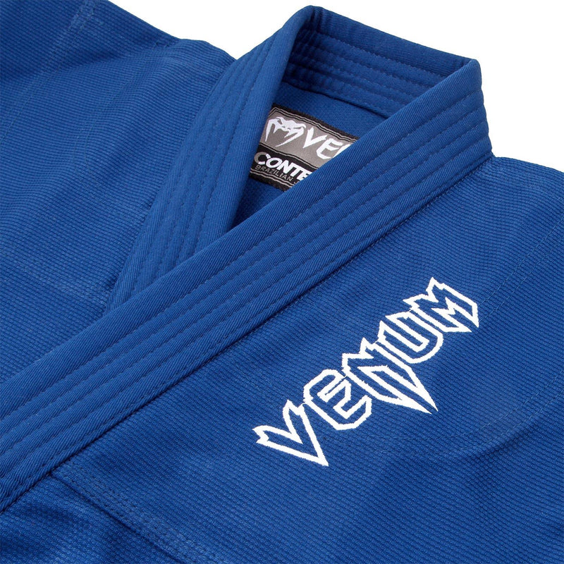 Venum Contender Kids BJJ Gi (Free white belt included) – Blue picture 4