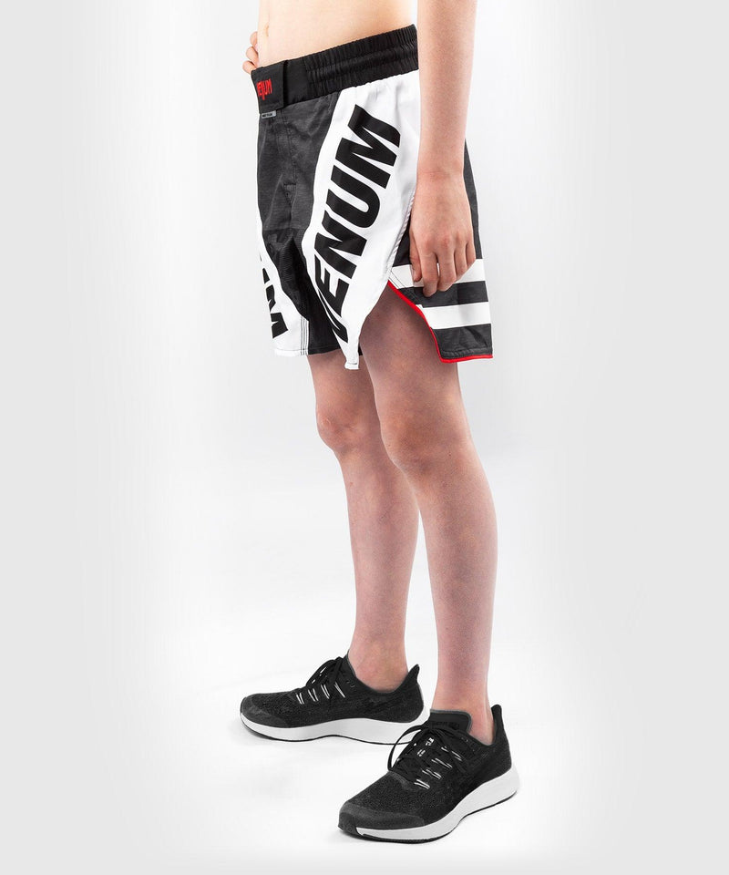 Venum Fightshorts Bandit - for kids - Black/Grey picture 4