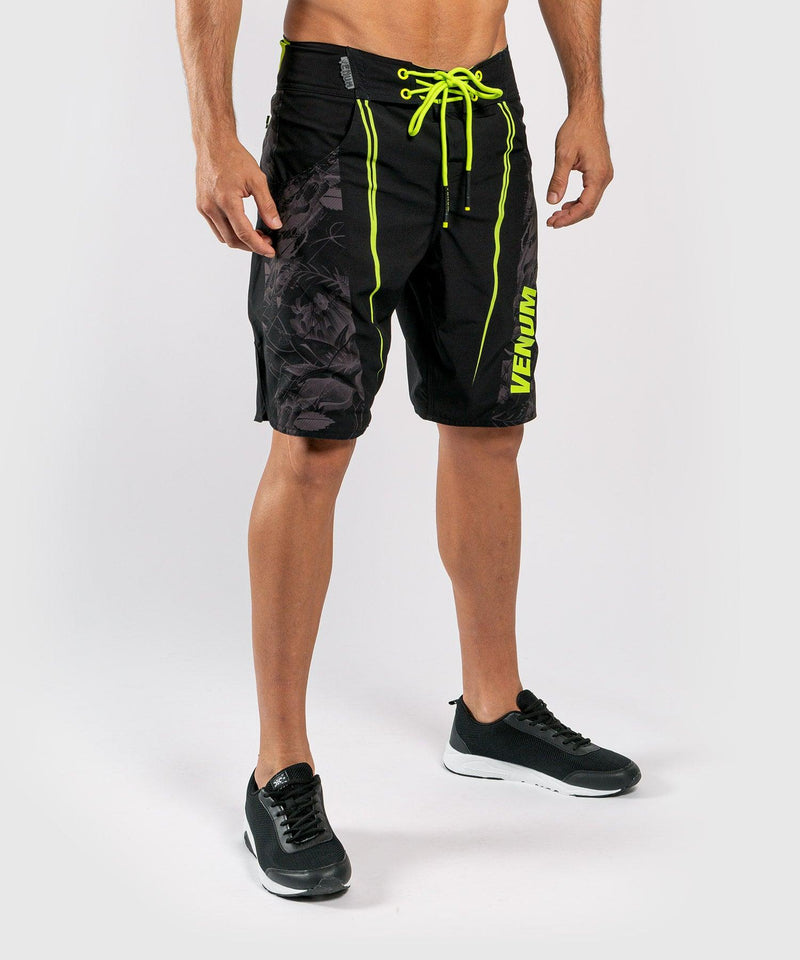 Venum Aero 2.0 Boardshorts - Black/Neo Yellow picture 3