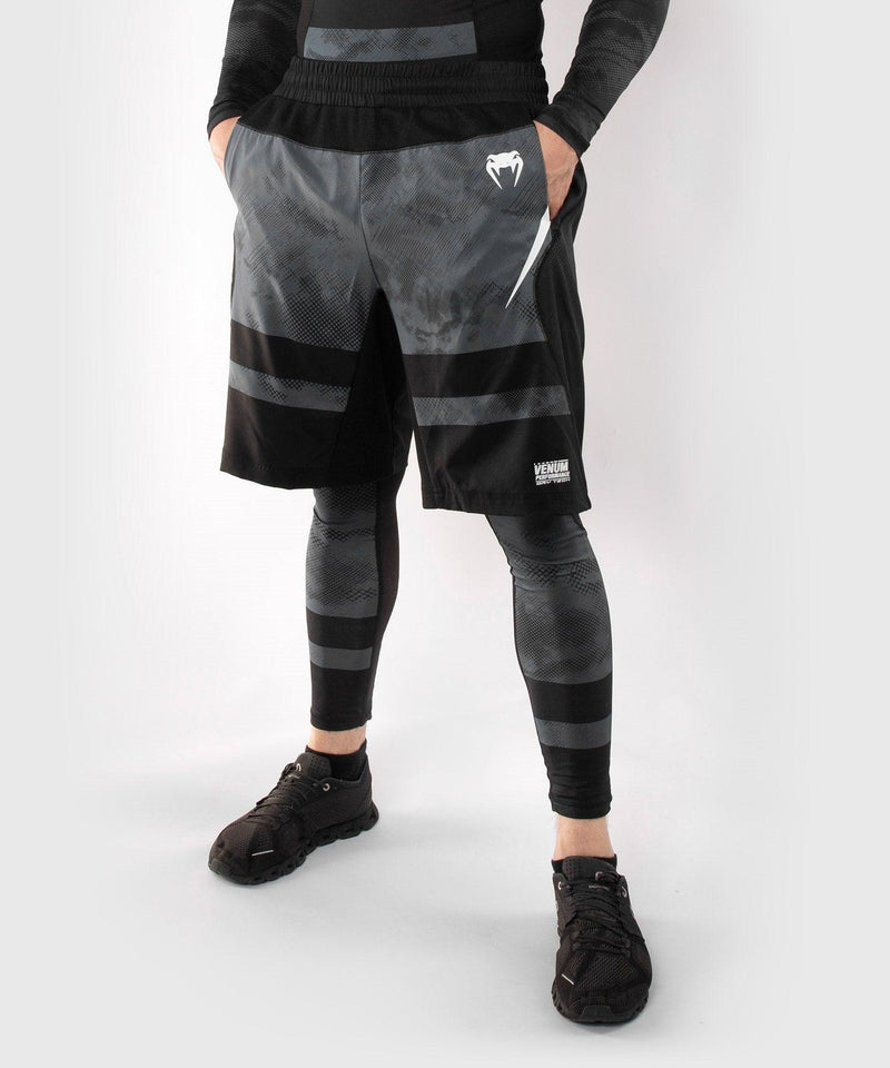 Venum Sky247 Training Short – Black/Grey picture 4