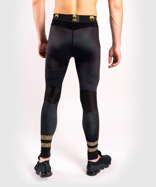 "Venum ""Club 182"" Spats – Black/Gold picture 2"