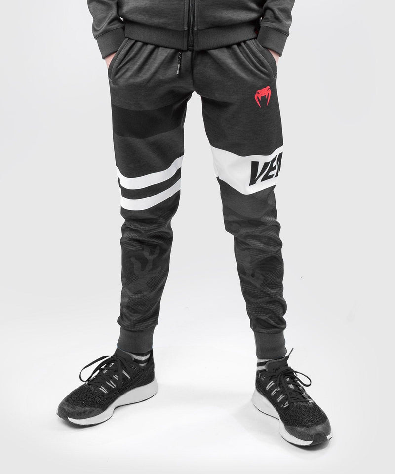 Venum Bandit joggers - for kids - Black/Grey picture 1