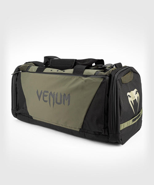 Venum Trainer Lite Evo Sports Bags - Khaki/Black picture 4