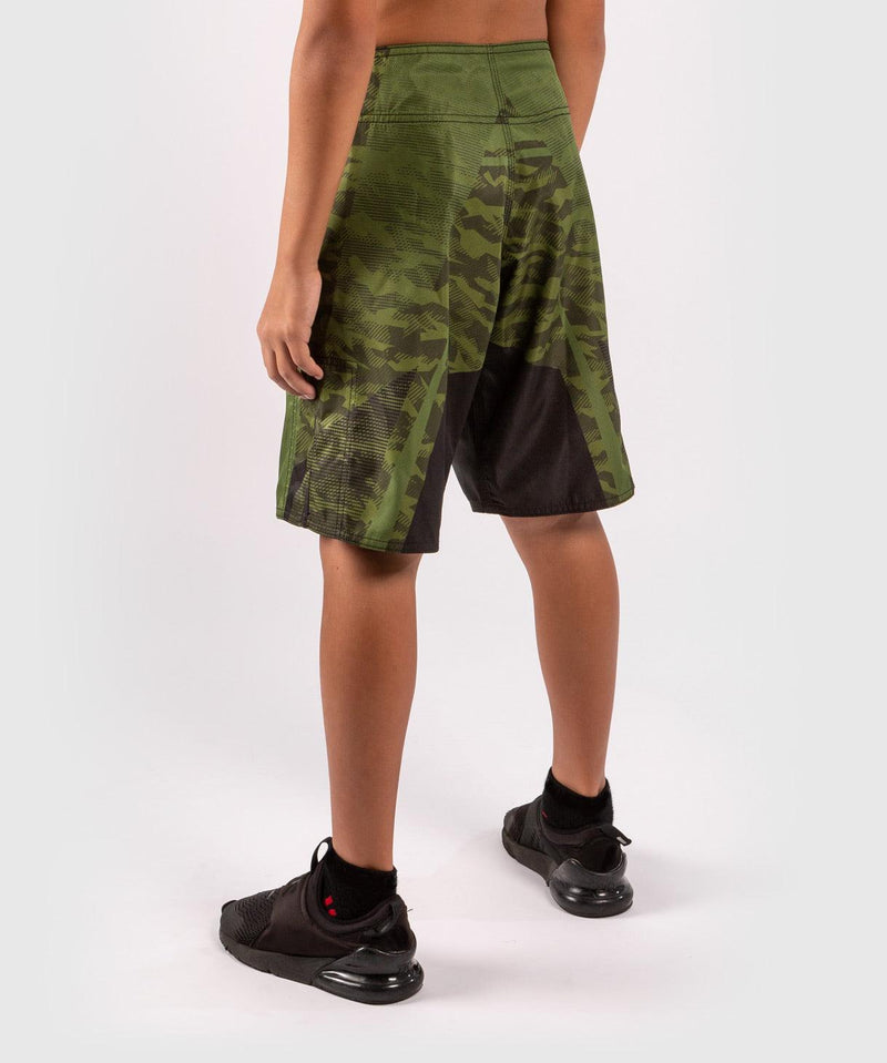 Venum Trooper Kids Fightshorts - Forest camo/Black picture 4