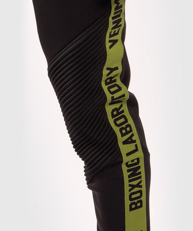 Venum Boxing Lab Joggers - Black/Green picture 6