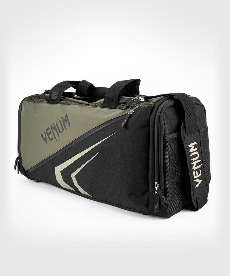Venum Trainer Lite Evo Sports Bags - Khaki/Black picture 1