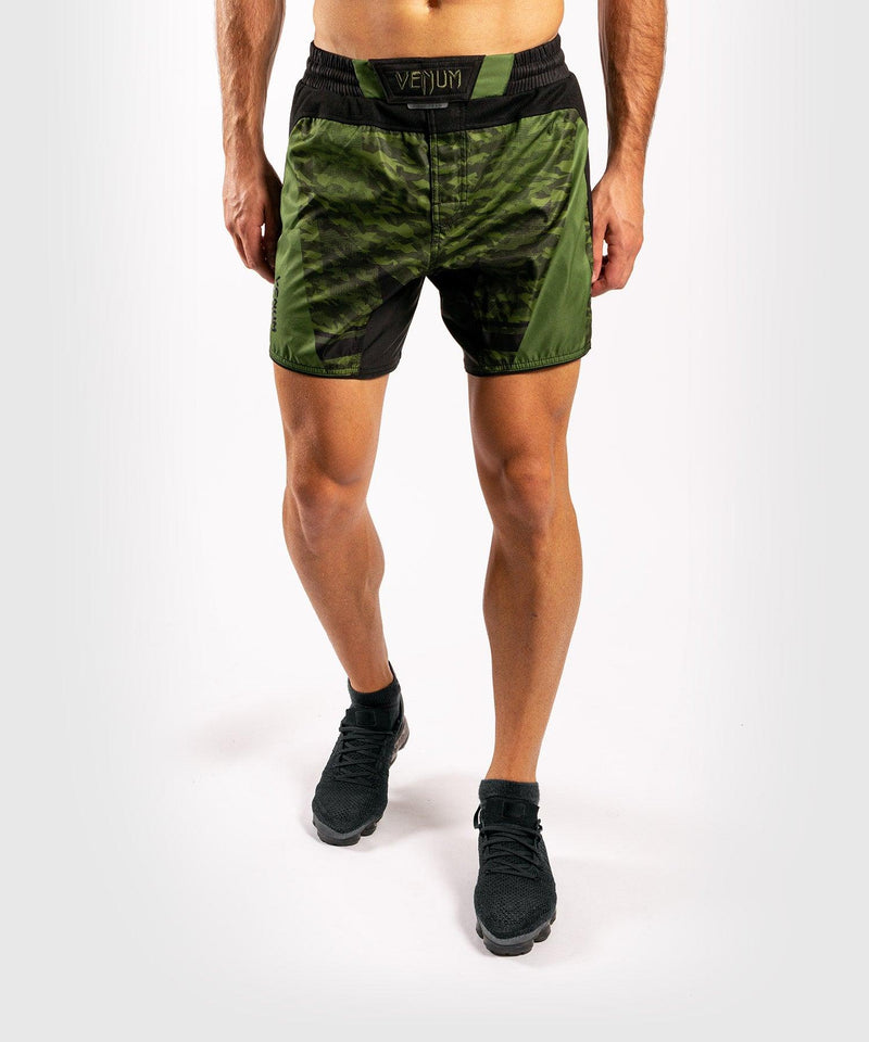 Venum Trooper Fightshorts - Forest camo/Black picture 1