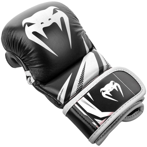 Sparring Gloves Venum Challenger 3.0 – Black/White picture 2