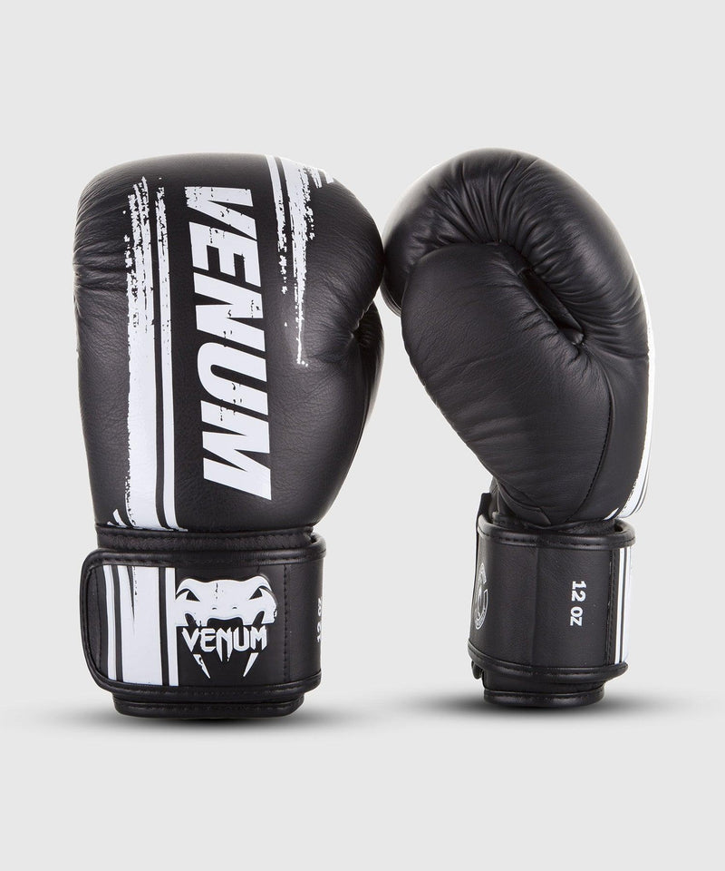 Venum Bangkok Spirit Boxing Gloves - Nappa leather - Black picture 1