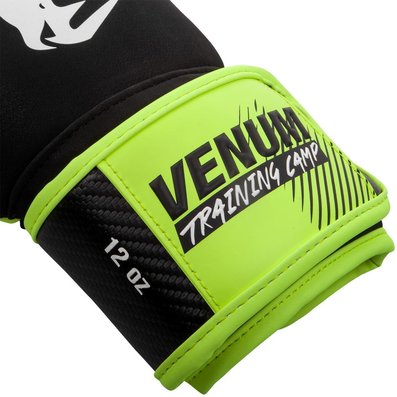 Venum Training Camp 2.0 Boxing Gloves - Black/Neo Yellow picture 4