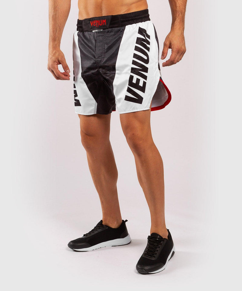 Venum Bandit Fightshort - Black/Grey picture 3