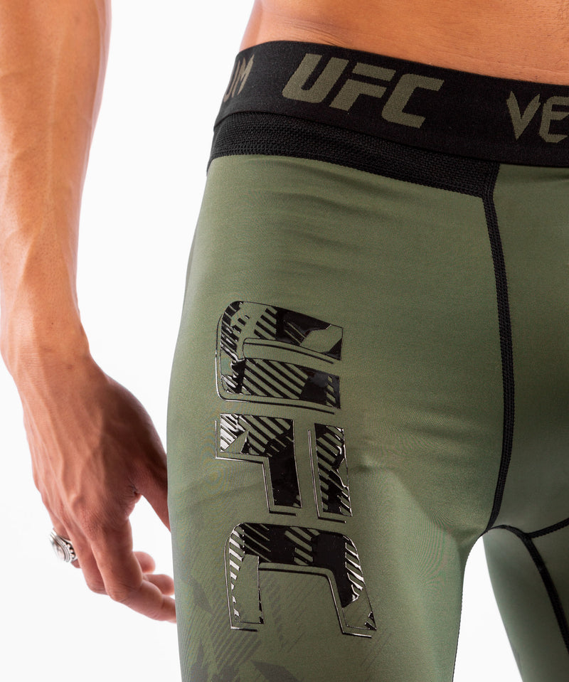 UFC Venum Authentic Fight Week Men's Performance Tight – Khaki Picture 6