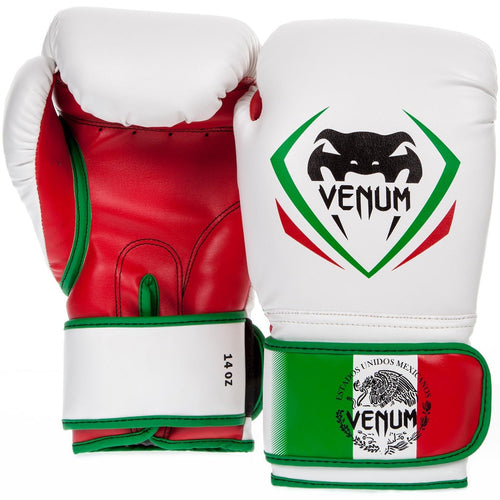Venum Contender Boxing Gloves - Mexico - Ice picture 1