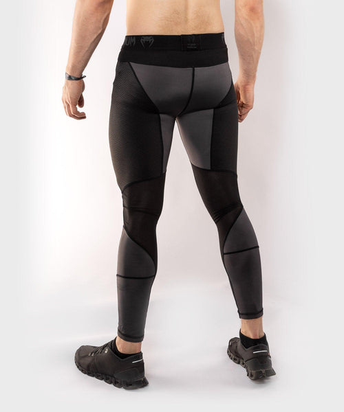 Venum G-Fit Spats – Grey/Black picture 2