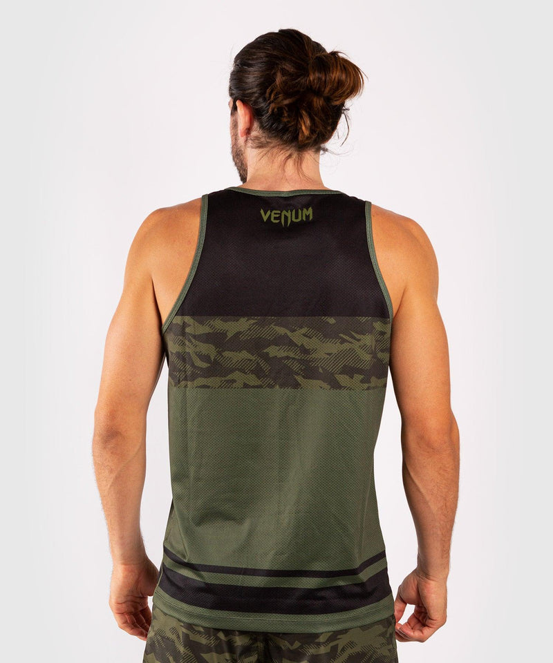 Venum Trooper Tank Top - Forest Camo/Black picture 4
