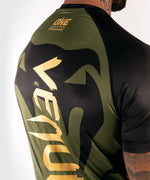 Venum x ONE FC Dry Tech T-shirt - Khaki/Gold picture 7