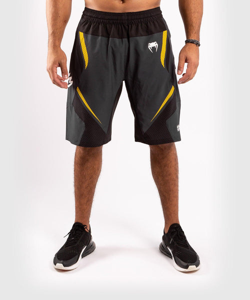 Venum ONE FC Impact Training shorts - Grey/Yellow - picture 1