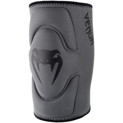 Venum Kontact Gel Knee Pad - Grey/Black picture 1