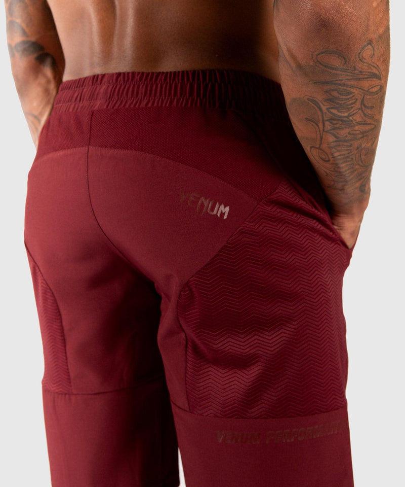 Venum G-Fit Training Shorts - Burgundy picture 7