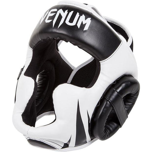 Venum Challenger 2.0 Headgear - Black/White picture 2
