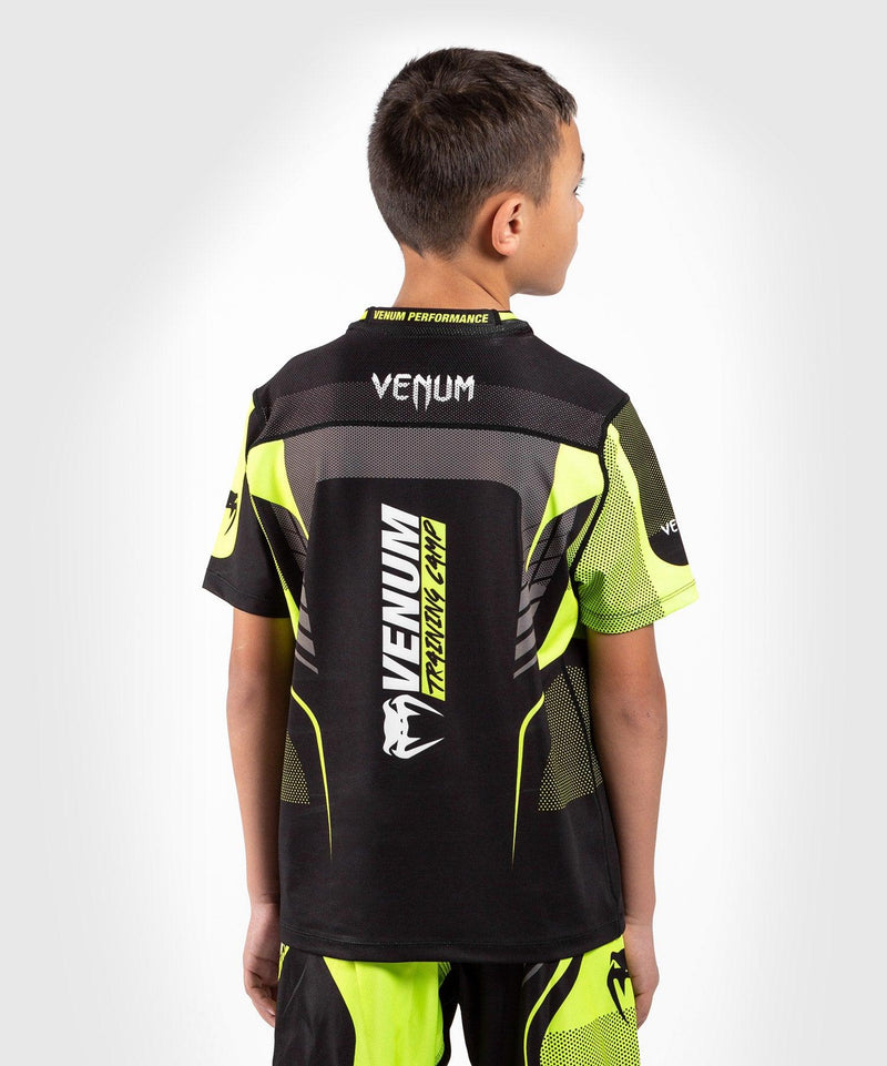Venum Training Camp 3.0 Kids Dry Tech T-shirt - picture 2