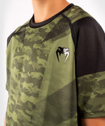 Venum Trooper Kids Dry-Tech T-shirt - Forest camo/Black picture 5