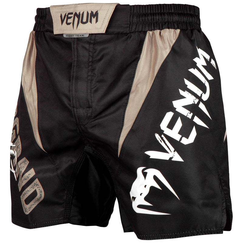 Venum Underground King Fightshorts – Black/Sand picture 1