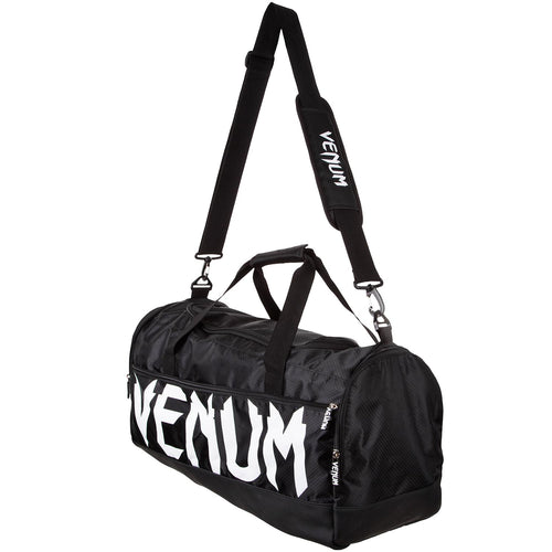 Venum Sparring Sport Bag – Black/White picture 2