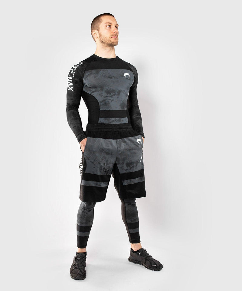 Venum Sky247 Training Short – Black/Grey picture 3